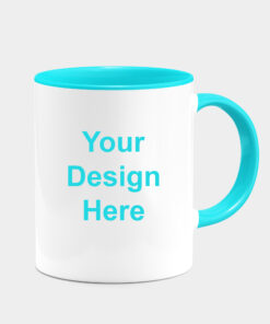 CUSTOMIZED SKY DUAL TONE MUGS